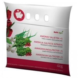 Amonio sulfo salietra, 4kg