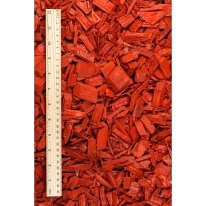 Raudonas mulčias 20-40 mm, 50l