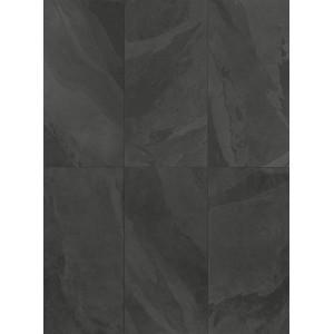 Skalūno plytelės Monte Black (Natural) 15x60x1cm, m2