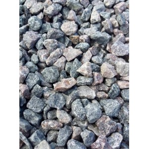 Basic granitinė skalda 2/5;  8/11; 11/16; 16/32 mm, 20 kg