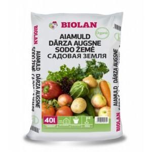 Sodo žemė-kompostas Biolan Organic 40L
