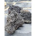 Lava juoda skaldyta 10-20 cm, kg