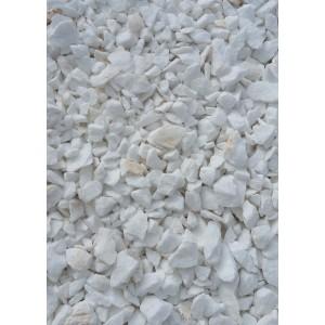 Balta marmuro skalda 5/8; 8/16mm, 20kg