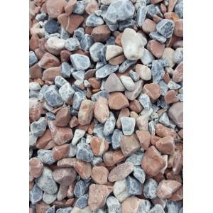 Mix Bardi/Coralo gludinti akmenukai 15/25 mm, 20kg