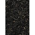 Juoda blizgi dekoratyvinė skalda 1/3; 2/5 mm, 20 kg
