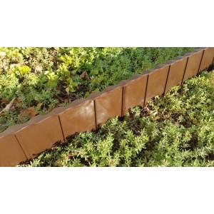 Plastikinis atitvaras 60cm ilgio, vnt (rudas)