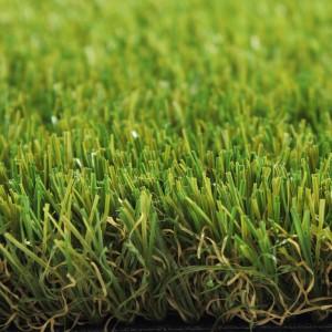 """Dirbtinė žolė  ,,SILK"""" 35 mm. pilna sistema (nereikia užpildo), m2"""