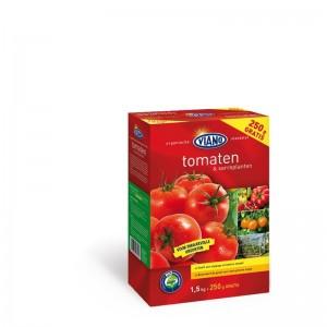 Ekologiškos trąšos pomidorams ir šiltnamio augalams Viano 1,75kg