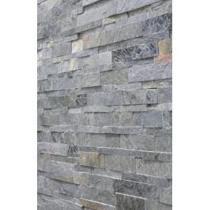 """Akmens panelė """"Niagara"""" 15x60 cm, m2 (S-forma)"""