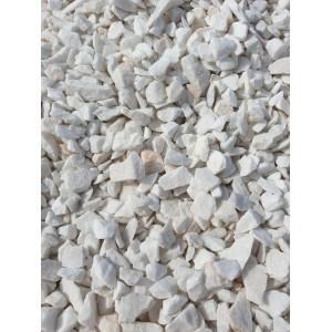 Marble white skalda 8/16mm, 20kg