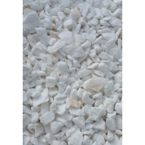 Balta marmuro skalda 8/16mm, 20kg