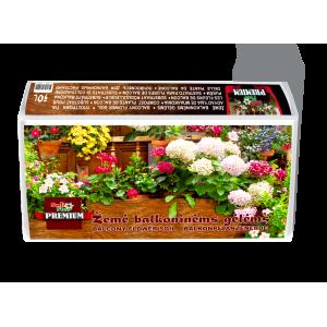 Žemė balkoninėms gėlėms PREMIUM 20L